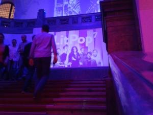 Ausgabe Nummer 7: Die LitPop im Neuen Rathaus.