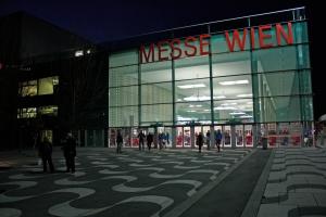 Die Messe Wien am Abend. © Christian Lund