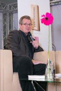 Philipp Blom stellt seinen neuen Roman vor. © LCM Fotostudio Richard Schuster