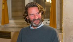 """Frédéric Beigbeder bei der """"BuchWien"""". © LCM Foto Richard Schuster"""